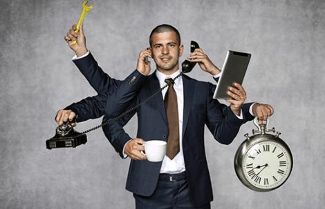 Как менеджеру по продажам успеть всё за 8 часов и остаться живым?