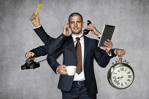 основы управления рабочим временем